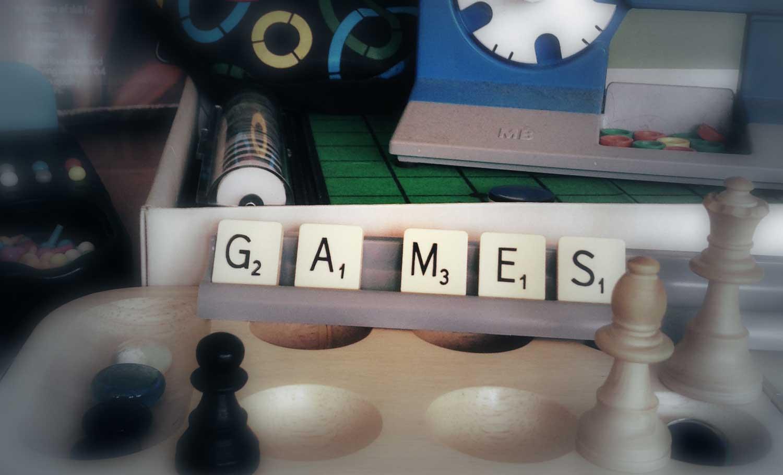 Games Night Header